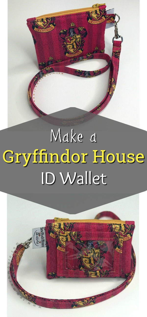 Gryffindor House ID Wallet