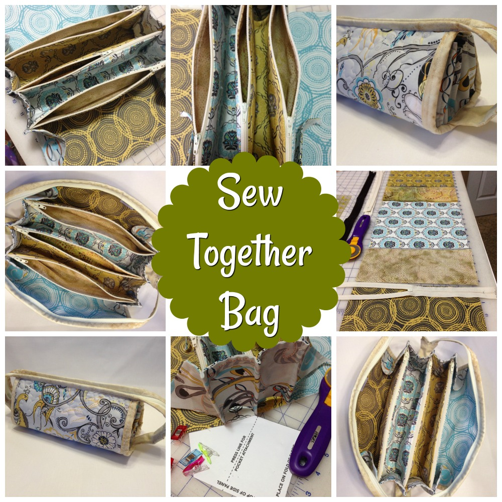 Sew Together Bag Collage