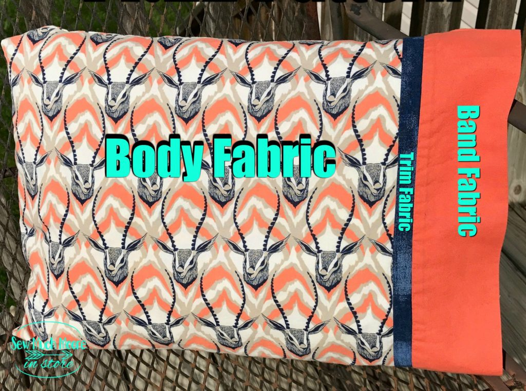 Travel Pillow Case Free Pattern Sew Much Moore