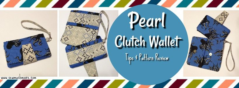 Pearl Clutch Wallet