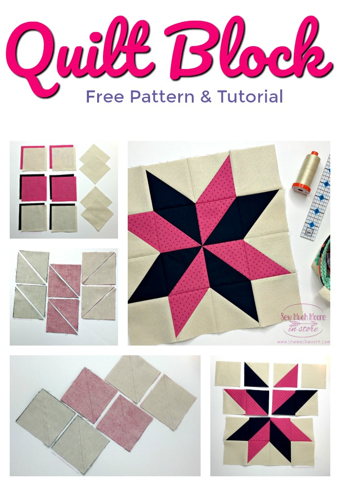 Sarah's Choice Quilt Block