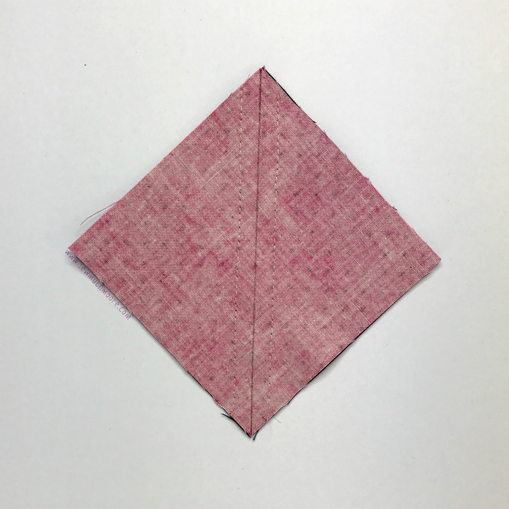 Sarah's Choice Quilt Block - Step 3