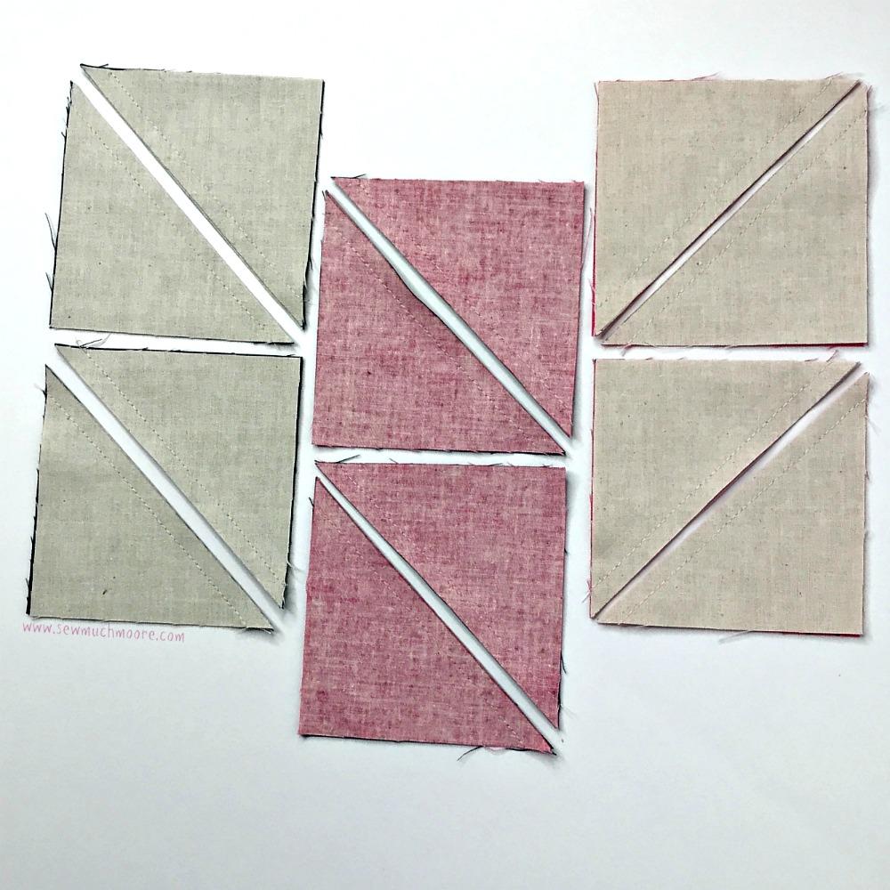 Sarah's Choice Quilt Block - Step 4