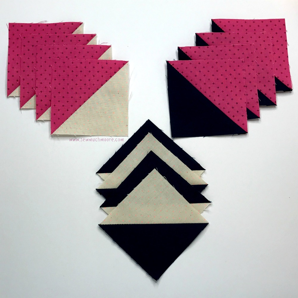 Sarah's Choice Quilt Block - Step 5