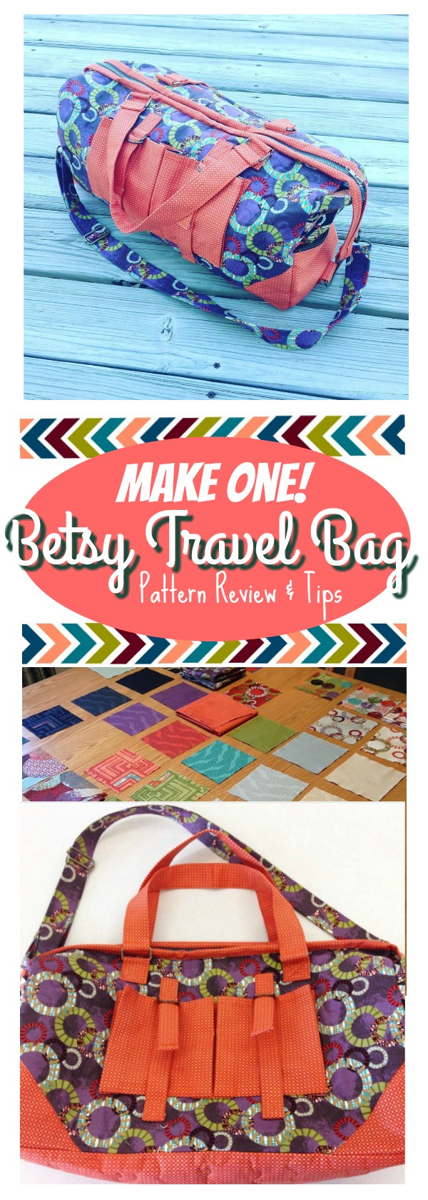 Betsy Travel Bag