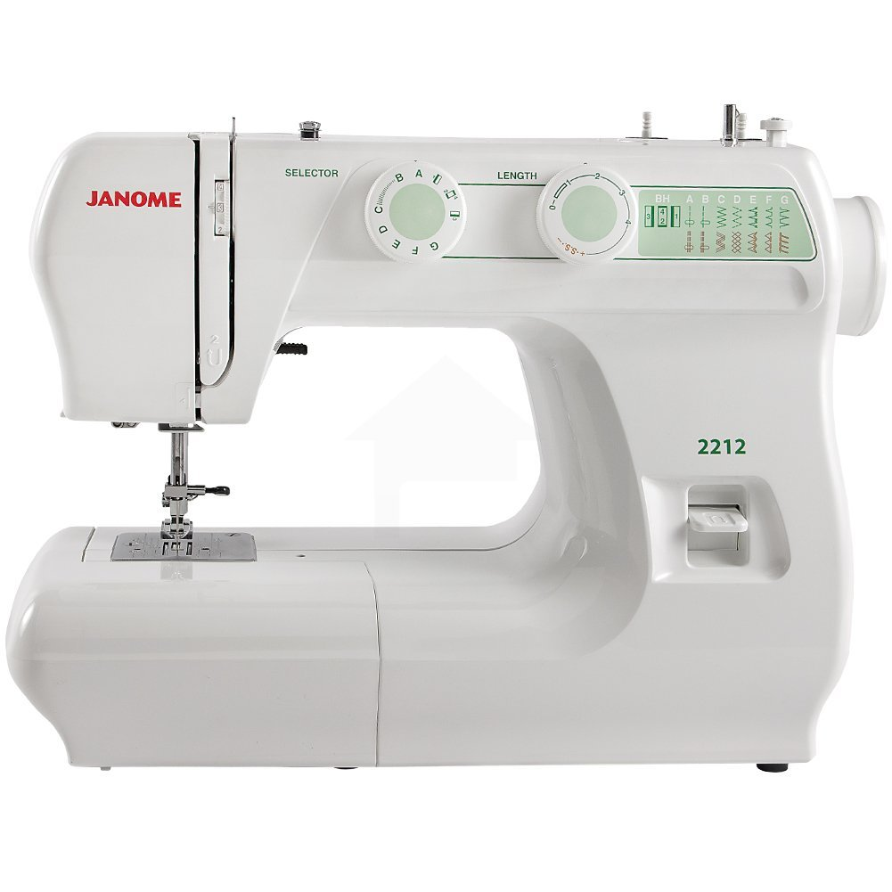 what-sewing-machine-should-i-buy Janome 2212