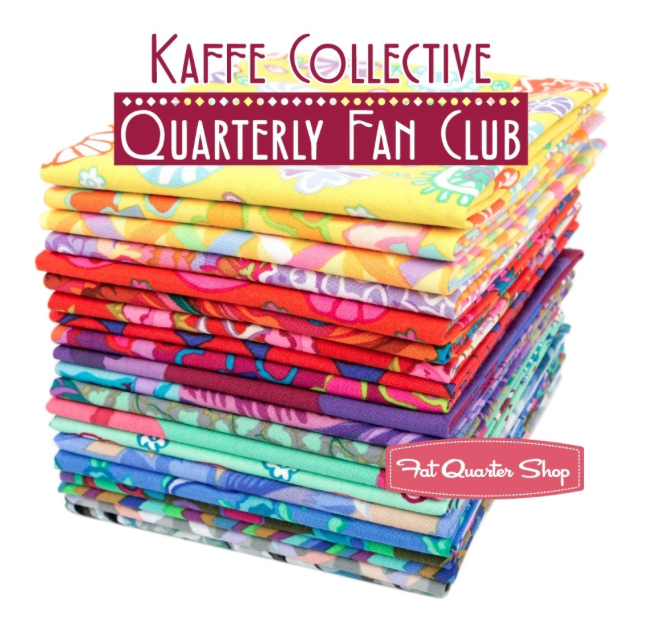 Kaffe Fassett Quarterly Fan Club