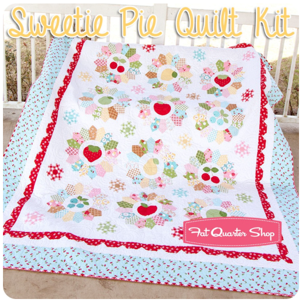 Sweetie Pie Quilt Kit