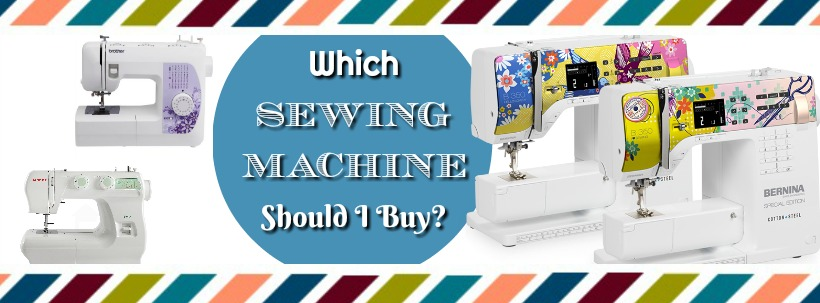 What sewing machine should I buy - WP Header