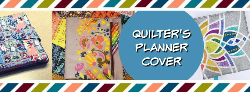 Quilters Planner Cover WP Blog Header