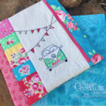 Rose Patch 70 Quilters Planner Cover