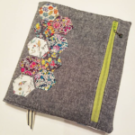 Modern Nel Sews Quilters Planner Cover