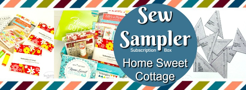Sew Sampler Home Sweet Cottage