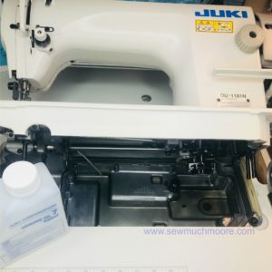 Industrial Sewing Machine Maintenance 10