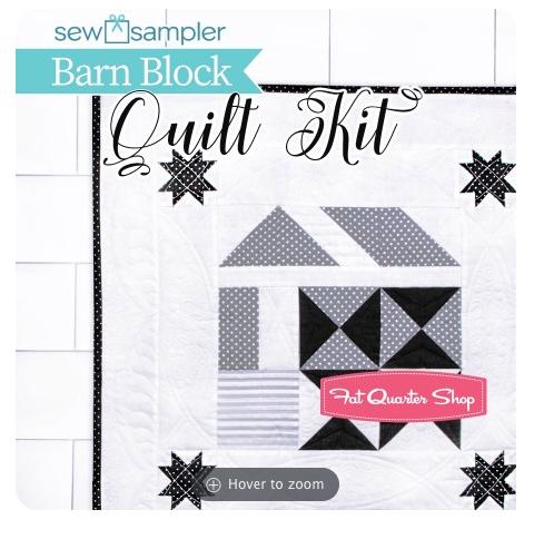 Barn Block Quilt Kit
