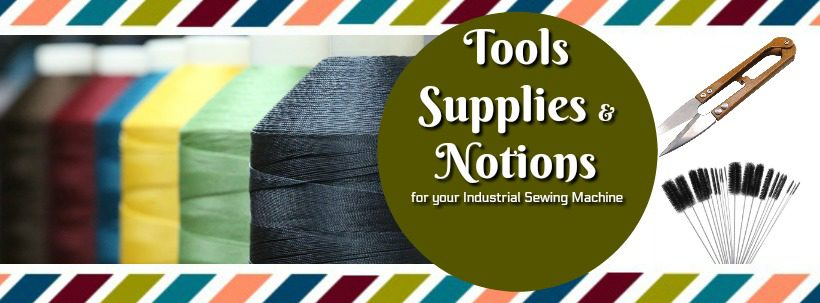 Industrial Sewing Machine Tools Supplies and Notions