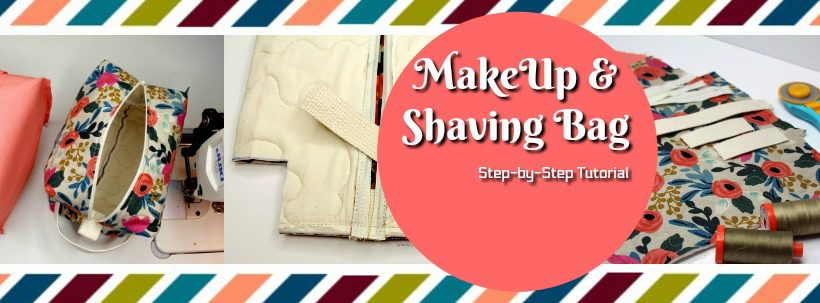 Makeup and Shaving Bag WP Blog Header