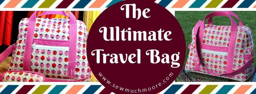 Ultimate Travel Bag Header