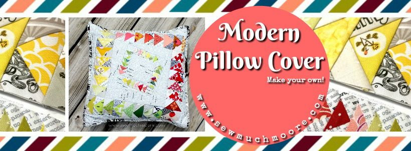 Modern Pillow Cover WP Header