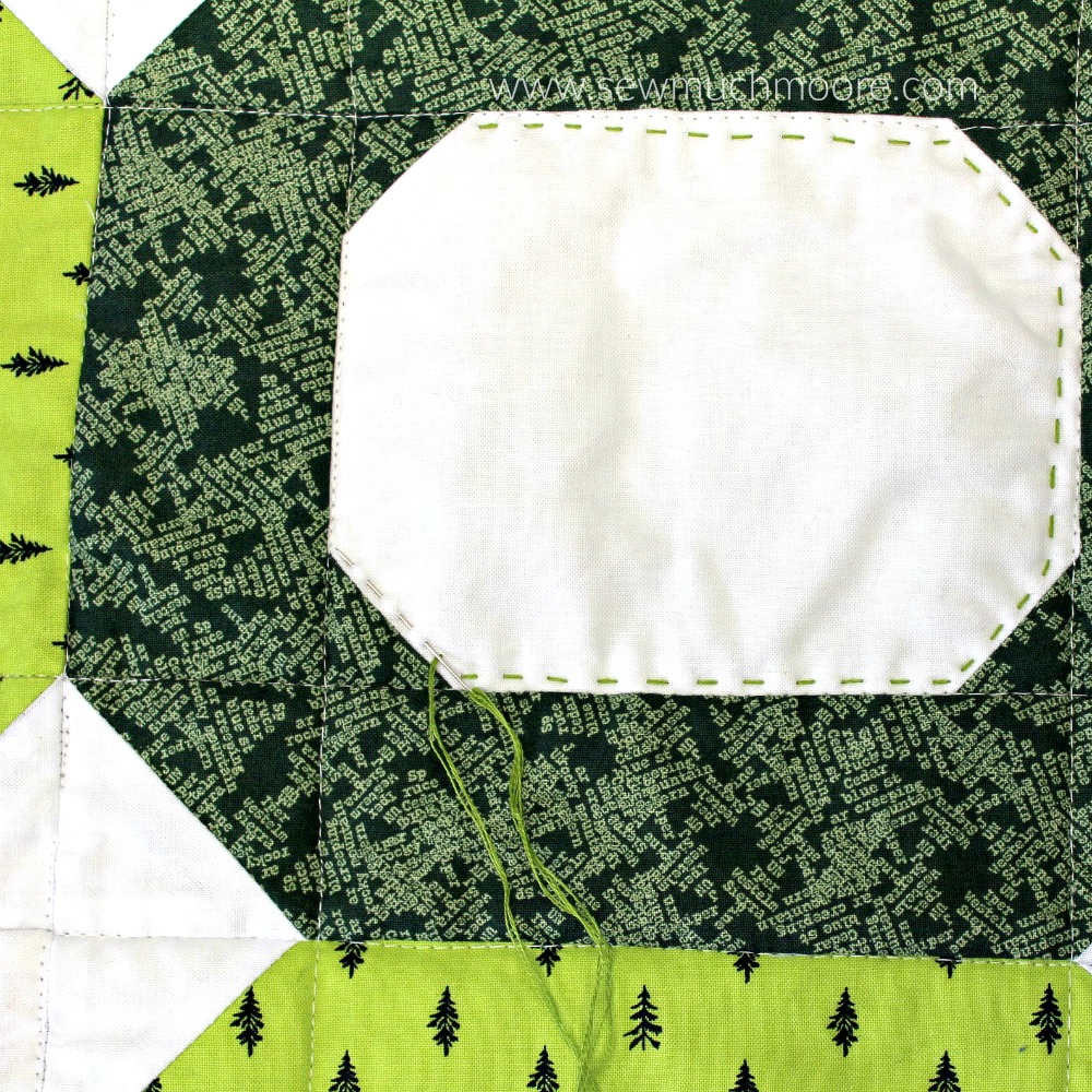 I love how the Big Stitch Quilting turned out. It was fun, relaxing and simple to do! #slowsewing #forbeginners #easy #jellyroll #ideas #modern #baby #ToMake #Designs #Simple #Blocks #Tutorial #HandQuilting #Big Stitches #Embroidery #quilting #sewing #handmade #GiftForBaby #FreeMotionQuilting #Project #Patchwork #Contemporary #WalkingFoot #DIY #Fabric #BabyBoy #BabyGirl #Nursery #Bedding #SewMuchMoore #SewMuchMooreInStore #Hip #Trendy