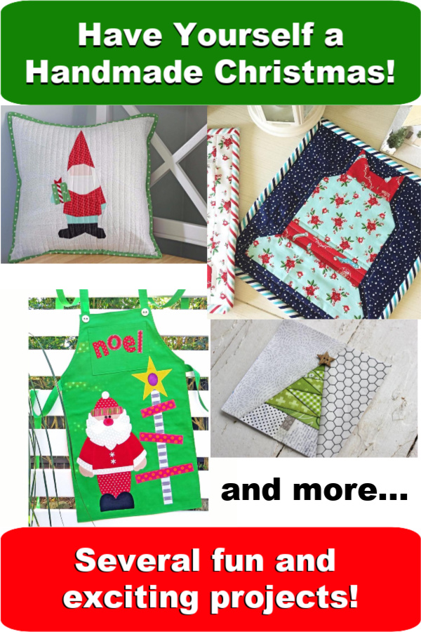 "Check out this collection of fun and exciting patterns! Get started on your own Handmade Christmas! #Pattern #Printables #Quilts #Pillows #Easy #Templates #ForBeginners #Beginner #Art #Design #ArtDesign #Block #ChristmasQuilt #ForBeginners #quilt #Quilts #Quilting #ideas #modern #ToMake #Simple #Blocks #Tutorial #quilting #sewing #handmade #Project #Patchwork #Contemporary #WalkingFoot #DIY #Fabric #Bedding #OfTheMonth #12"" #Vintage #Modern #Star #Scrappy #Free #Quick #project #DIY #Sampler #Ideas #Basic #HST #12Inch #StepByStep #QuiltBlock #BOM #SewMuchMoore #SewMuchMooreInStore"
