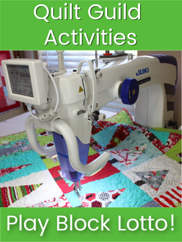 Modern Christmas Tree Quilt - Create lasting Quilting memories in your Quilt Guild! #Christmas #ForBeginners #easy #quilt #Quilts #Quilting #ideas #modern#ToMake #Designs #Simple #Blocks #Tutorial #quilting #sewing #handmade #Project #Patchwork #Contemporary #DIY #Fabric #BlockLotto #Hip #Trendy #SewMuchMoore #SewMuchMooreInStore