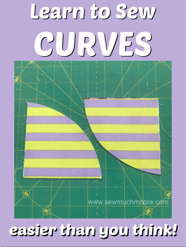 Once I learned how easy sewing curves could be, I made a wonderful quilt called Color Love. Let me show you how its done! #ForBeginners #easy #quilt #Quilts #Quilting #ideas #modern #ToMake #Designs #Simple #Blocks #Tutorial #quilting #sewing #handmade #Project #Patchwork #Contemporary #WalkingFoot #DIY #Fabric #Bedding #Hip #Trendy #SewMuchMoore #SewMuchMooreInStore