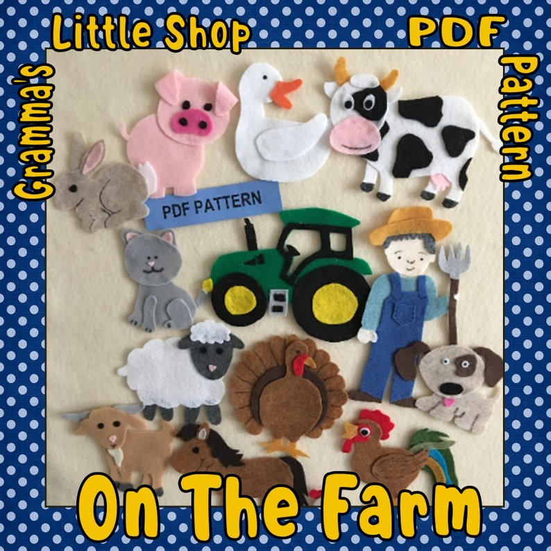 Here are some really great options for you to consider when making a Quiet Play book.  Fun and creative! Let me show you all about it! #quietbook #quietbooks #kids #handmade #cow #sheep #horse #fun #animals #oks #toy #feltbook #montessori #playtoy #book #babybook #forkids #activity #quiet #SewMuchMoore #SewMuchMooreInStore
