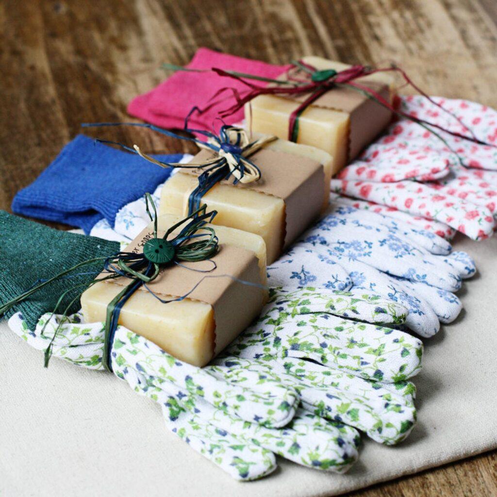 Handmade Mother's Day - Gardener's Soap Gift