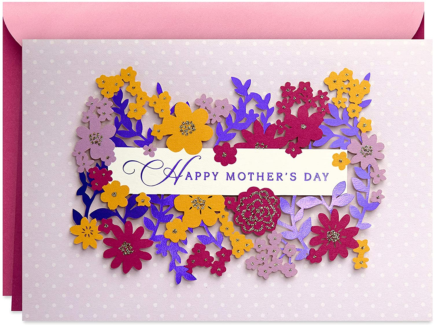 Happy Mother's Day Card by Hallmark