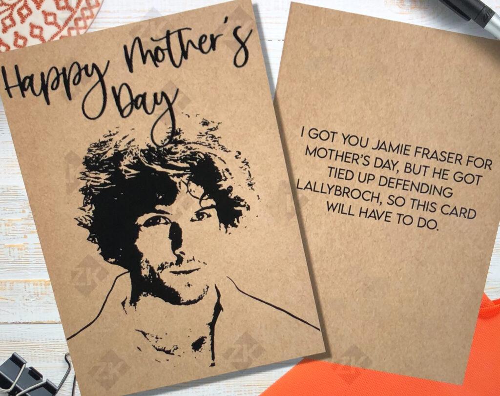 Handmade Mother's Day - Jamie Frasier Mother's Day Card
