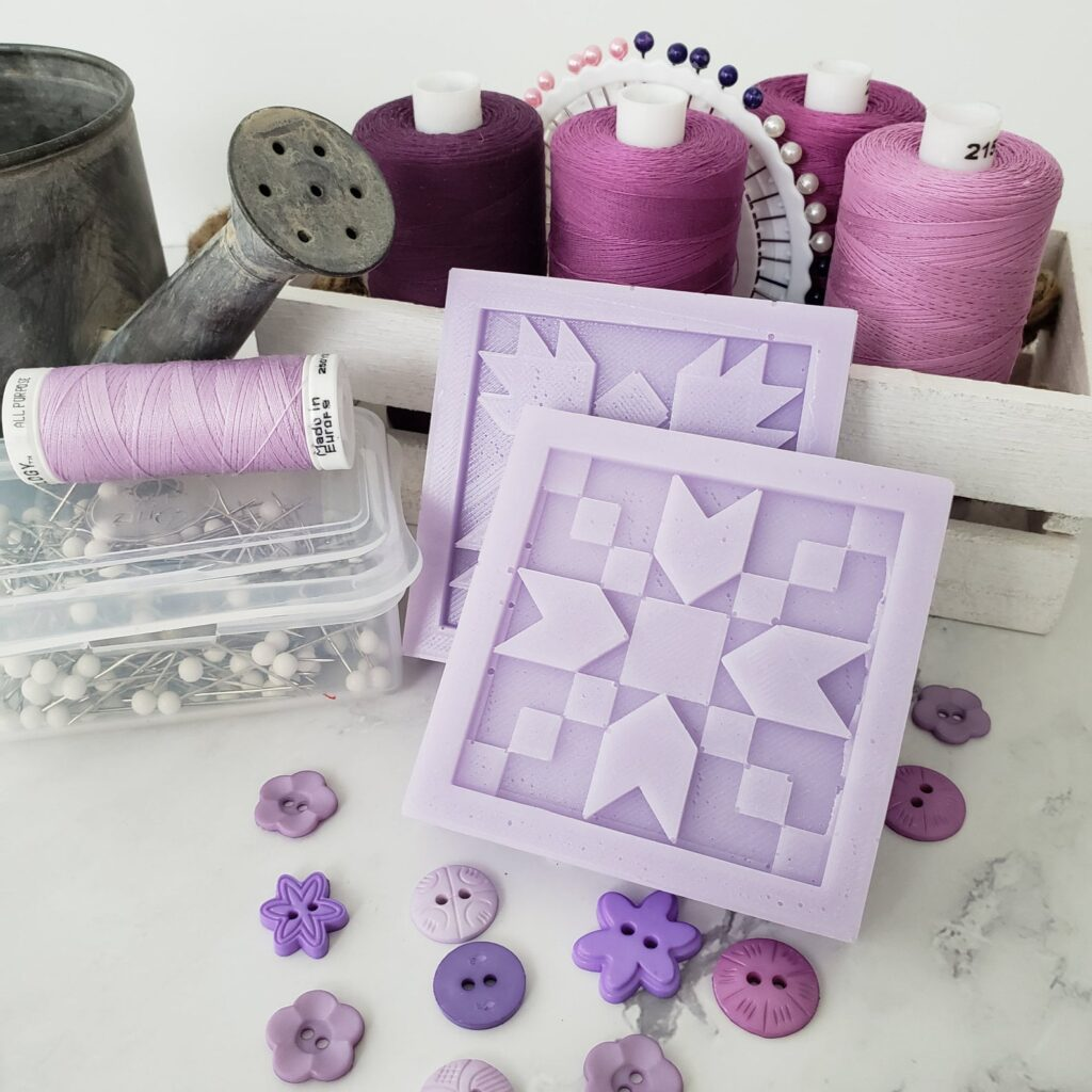 Handmade Mother's Day - Quilter's Soap