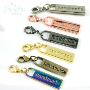 Metal Zipper Pulls