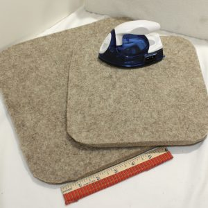 Wool Pressing Mats - In a variety of sizes!
