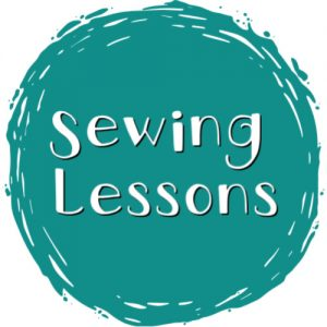 Sewing Lessons