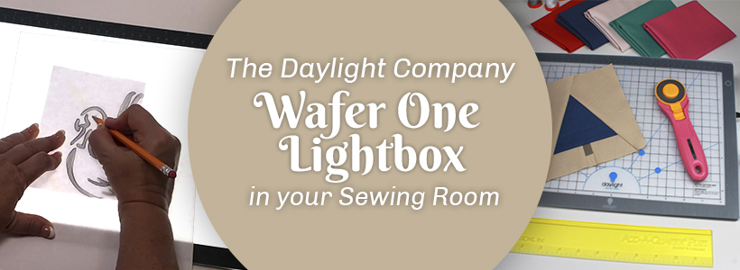 Daylight Wafer Lightbox