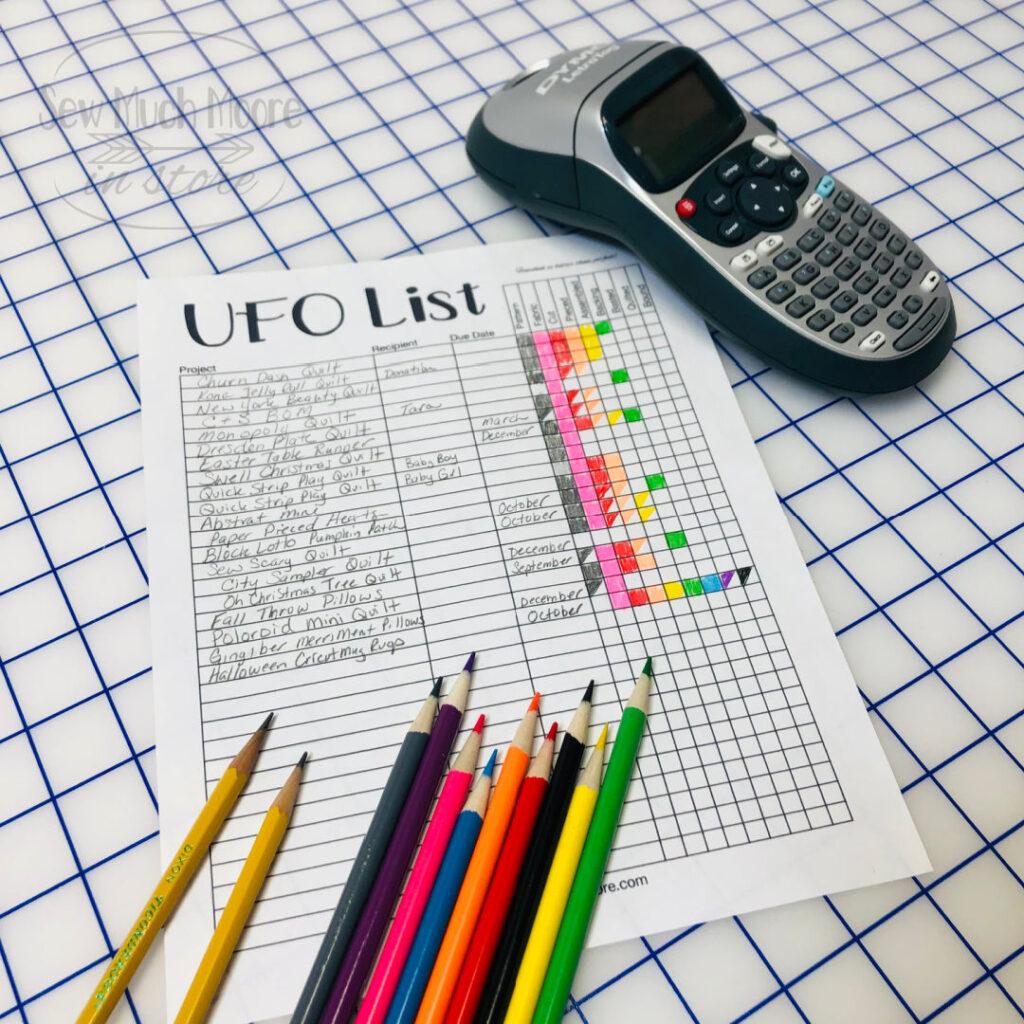 UFO List