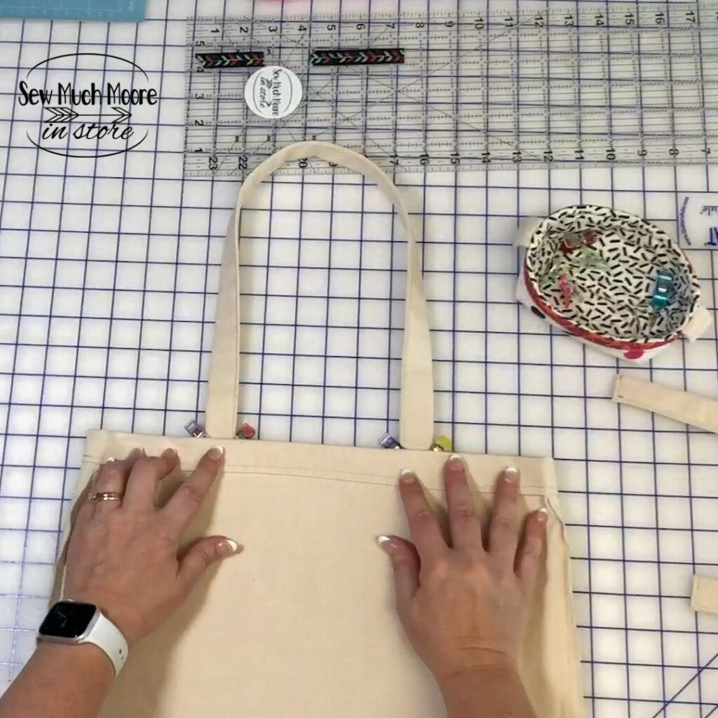 Assemble tote bag - Reusable Grocery Bag